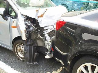交通事故後に起きる頭痛