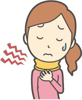 交通事故後での首の痛み(むち打ち)で悩んでいる方へ
