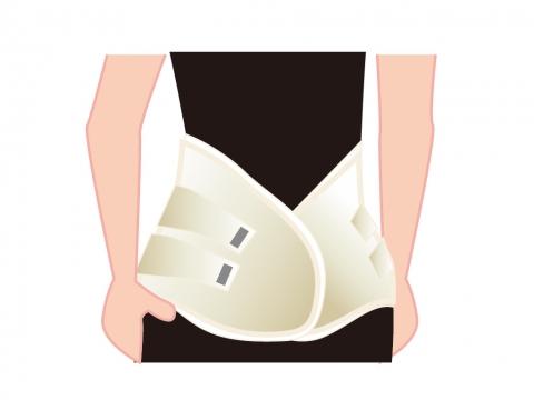 腰痛コルセット